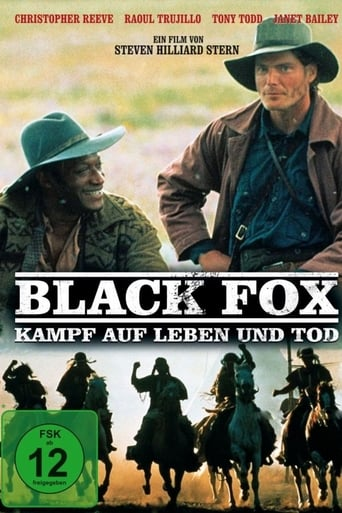 Poster of Black Fox: The Price of Peace