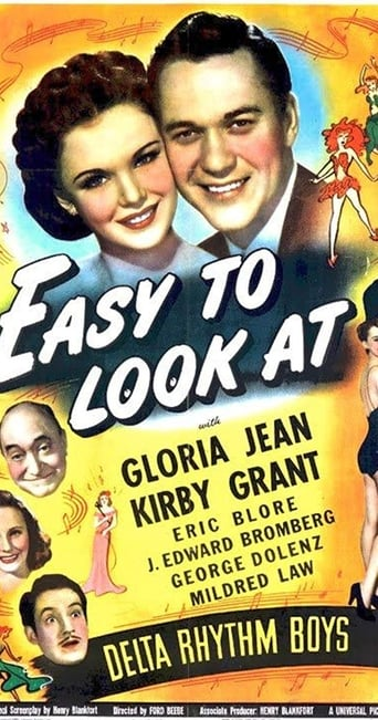 Poster of Easy to Look At