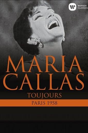 Maria Callas Toujours - Paris 1958