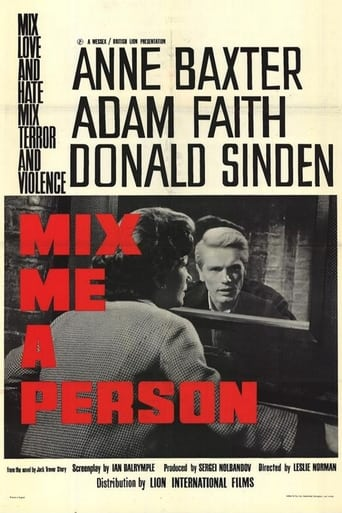 Poster of Mix Me a Person
