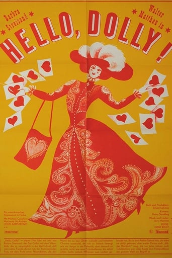 Poster of Hello, Dolly!
