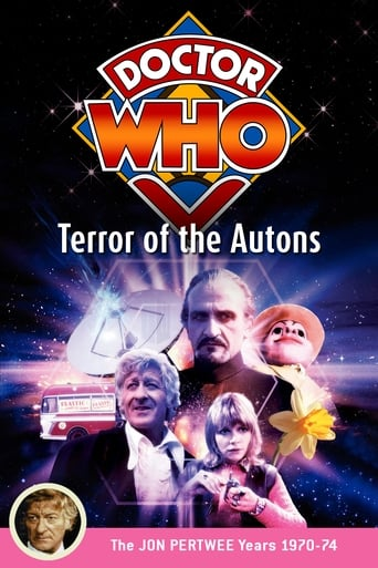 Poster of Doctor Who: Terror of the Autons