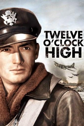 Poster of Twelve O'Clock High
