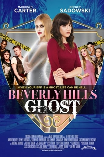 Beverly Hills Ghost Poster