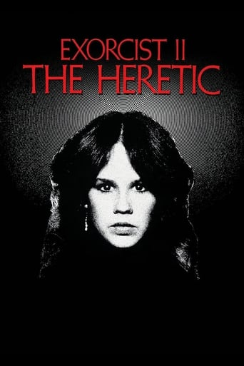 Exorcist II: The Heretic (1977) - poster