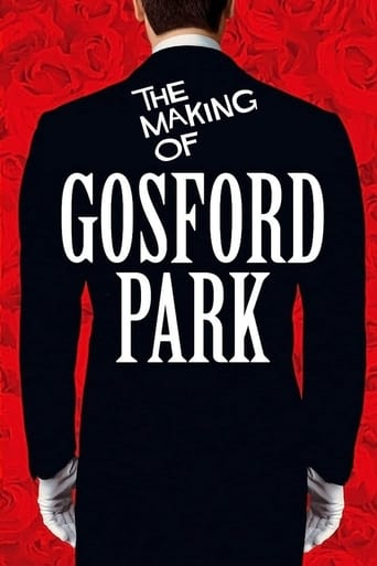 Poster of The Making of 'Gosford Park'