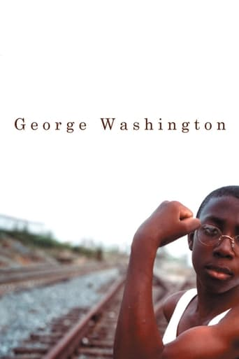 Poster of George Washington
