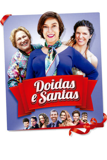 Poster of Doidas e Santas