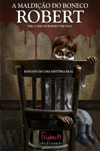 The Curse of Robert the Doll - Poster