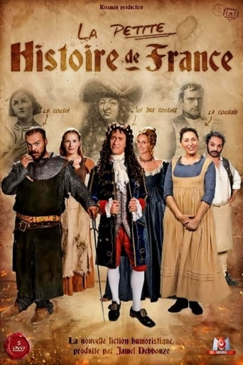 Poster of La Petite Histoire de France