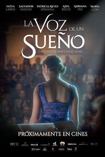 The Voice of a Dream Movie Poster