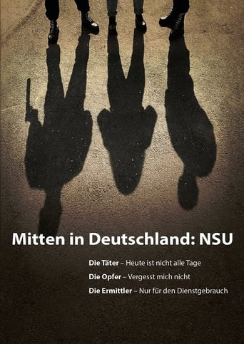 Poster of NSU: German History X - The Perpetrators