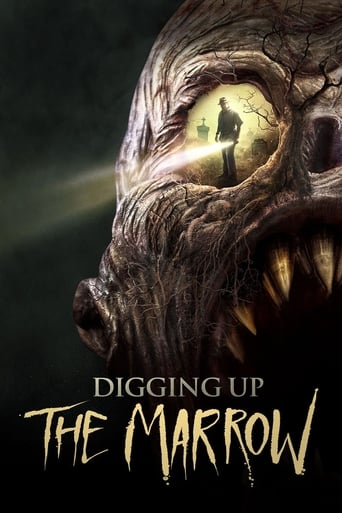 Digging Up the Marrow (2014) - poster