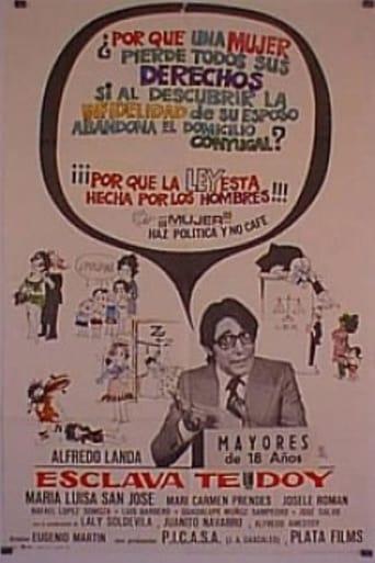 Poster of Esclava te doy