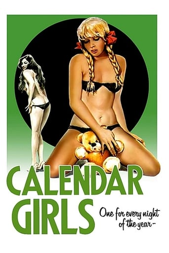 The Calendar Girls Movie Poster