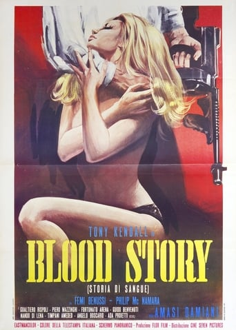 Poster of Blood Story
