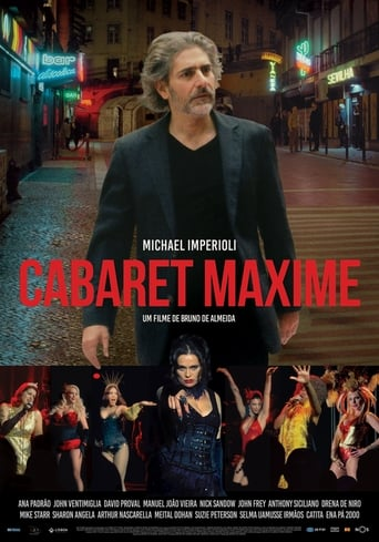 Poster of Cabaret Maxime