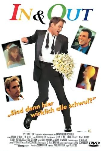 In & Out - Rosa wie die Liebe - Komödie / 1998 / ab 6 Jahre