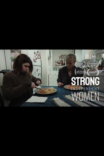Poster of Strong Independent Women