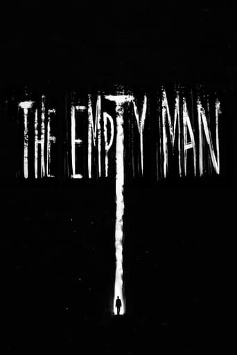 Poster The Empty Man