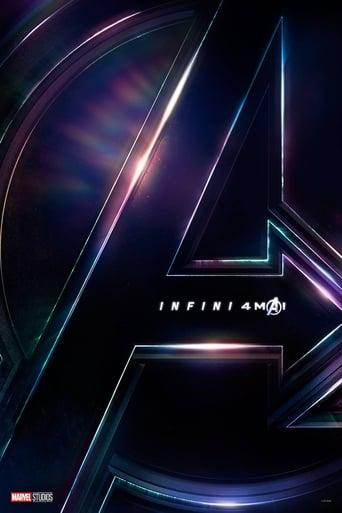 Poster of Avengers : Infinity War