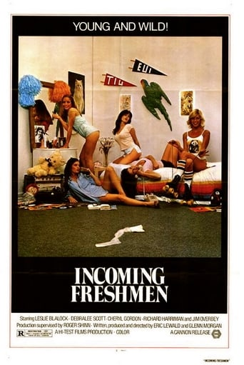 Poster of Incoming Freshmen