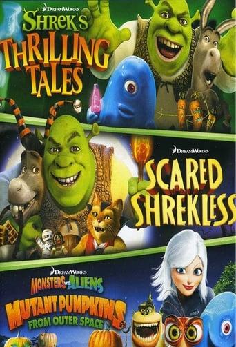 DreamWorks Spooky Stories (2012)