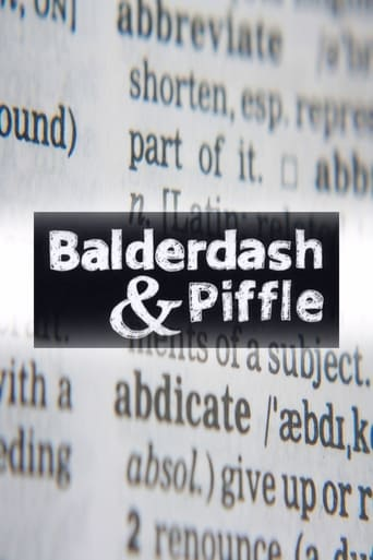 Poster of Balderdash and Piffle