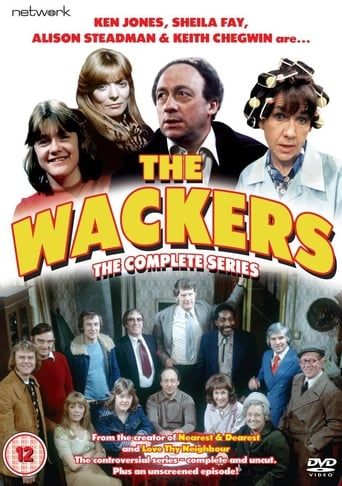 Poster of The Wackers