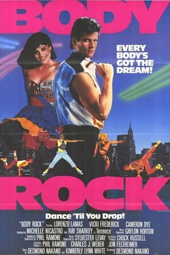 Poster of Body Rock