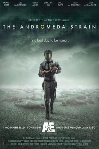 Poster of The Andromeda Strain