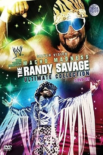 Poster of Macho Madness - The Randy Savage Ultimate Collection