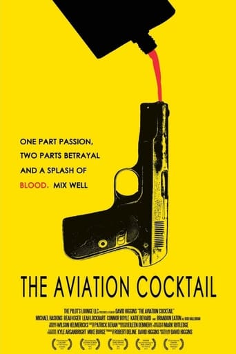 Poster of The Aviation Cocktail