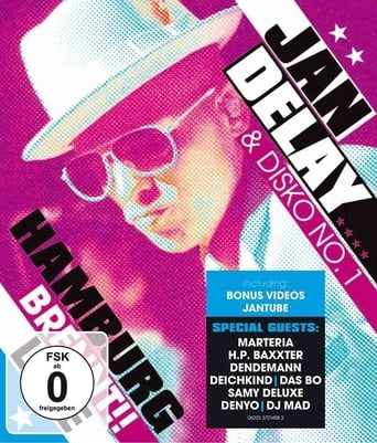 Poster of Jan Delay - Hamburg brennt!! Live