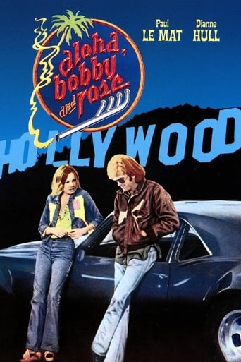 Aloha Bobby and Rose Poster