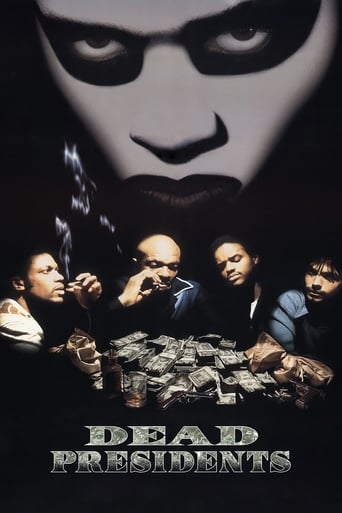 Poster of Dead Presidents