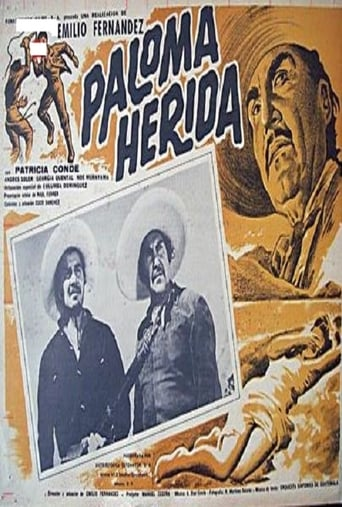Paloma herida Movie Poster