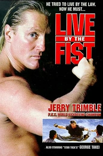 Poster of Live by the Fist