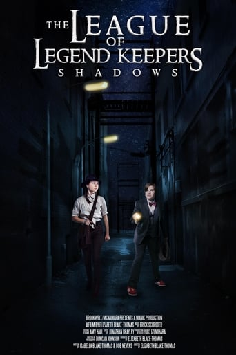 Poster of The League of Legend Keepers: Shadows