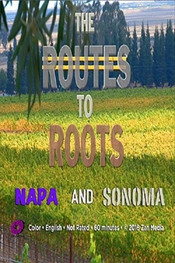Poster of The Routes to Roots: Napa and Sonoma