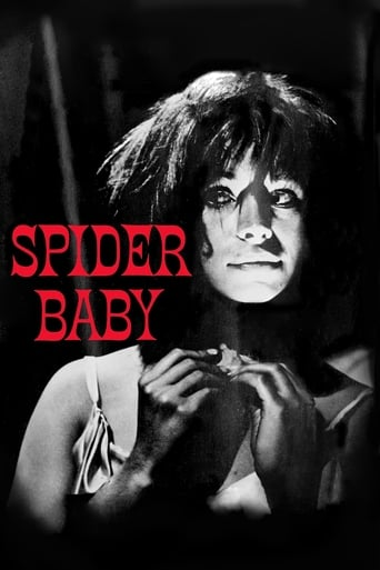 Poster of Spider Baby