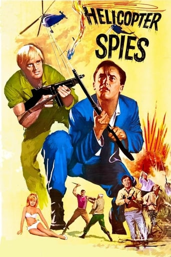 'The Helicopter Spies (1968)