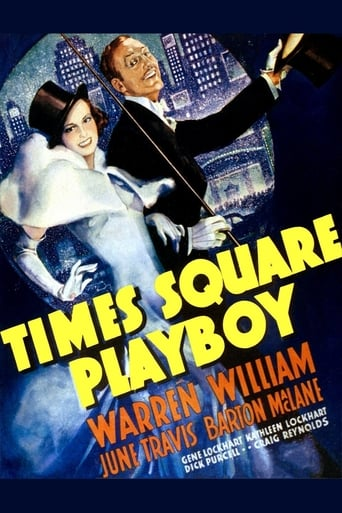 Poster of Times Square Playboy