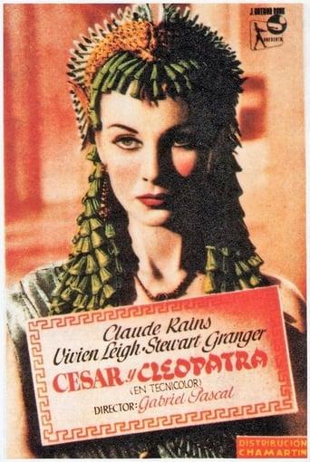 Poster of César y Cleopatra