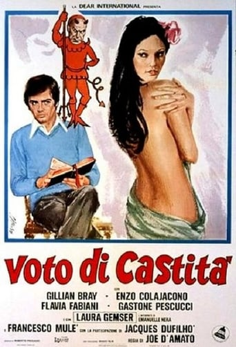 Poster of Vow of Chastity