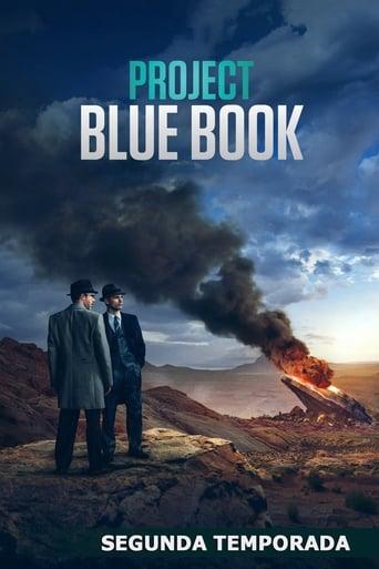 Projeto Livro Azul 2ª Temporada - Poster