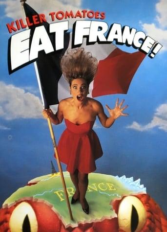 Poster of Killer Tomatoes Eat France!