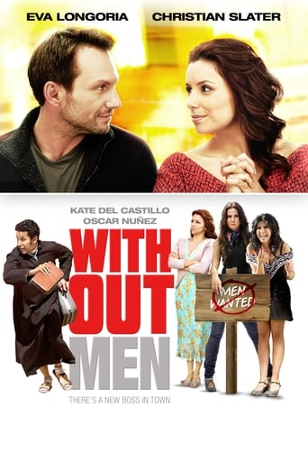 Poster of Without Men