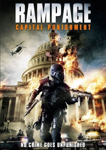 Poster of Rampage: Capital Punishment