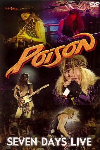 Poison: Seven Days Live